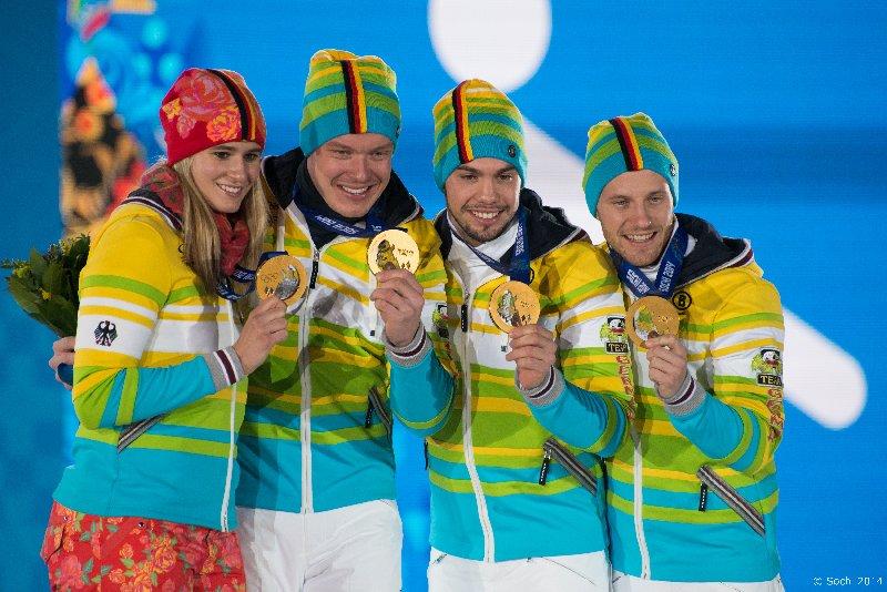 olympia team deutschland 2019