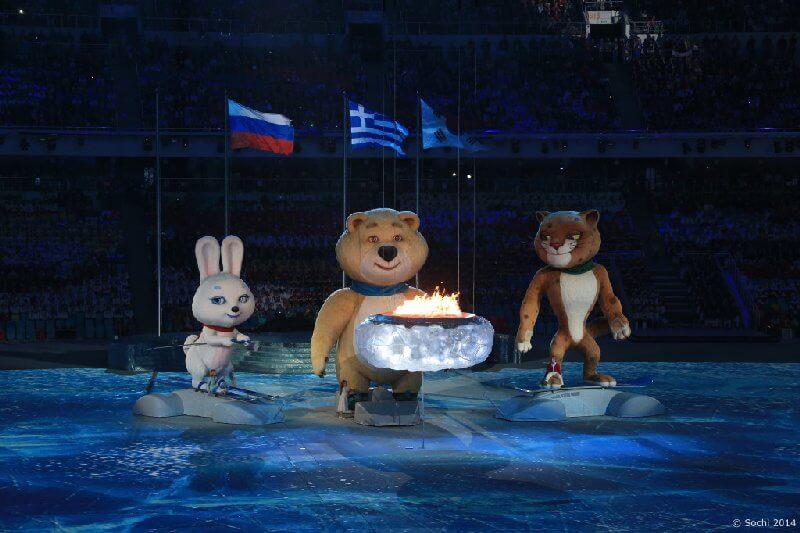 abschlussfeier olympia 2019