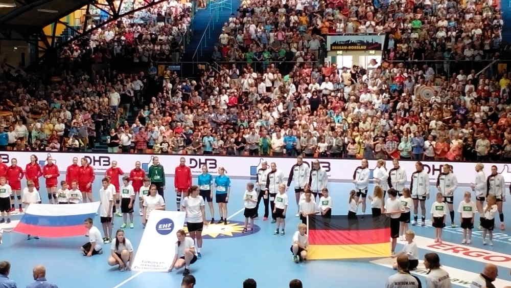 handball wm 2019 deutschland russland