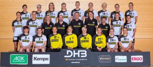em frauen handball