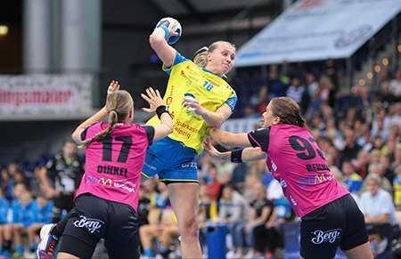 handball viertelfinale 2019