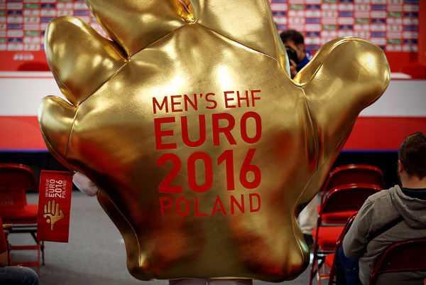 Handball EM 2016 Polen: Spielplan der Handball EHF EURO ...