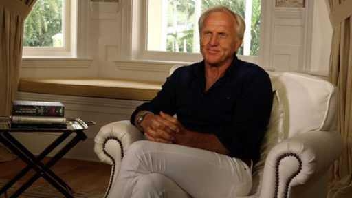 """CNN """"Passion to Portfolio"""" mit Golf-Legende Greg Norman: """"Greif das Leben an"""" - Foto: CNN International"""