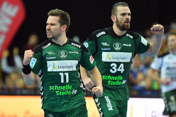 "SC DHfK Leipzig: Kapitän Lukas Binder ""Wir vertrauen Christian Prokop voll"""