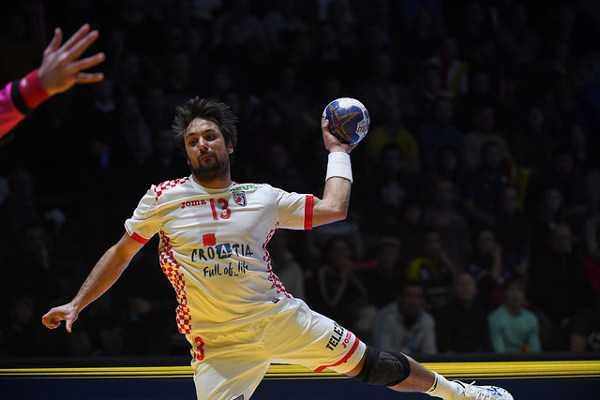 Handball Norwegen Kroatien