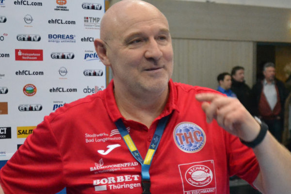 BLICK-Zurück: Thüringer HC mit 300 Bundesliga-Spielen unter Dago Leukefeld und Trainer-Legende Herbert Müller
