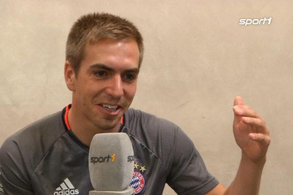 Philipp Lahm im SPORT1-Interview: Claudio Pizarro ist Schafkopf-König des FC Bayern München