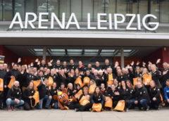 Handball WM 2017 Deutschland - Volunteer-Treffen in Leipzig - Foto: unikumarketing