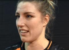 Cornelia Nycke Groot - Niederlande - Handball WM 2017 - Deutschland vs. Niederlande - Arena Leipzig - Foto: Jansen Media