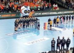 Handball WM 2017 - Deutschland vs. Niederlande - Arena Leipzig - Foto: SPORT4FINAL