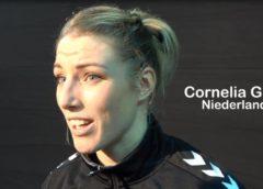 Cornelia Nycke Groot - Niederlande - Handball WM 2017 Deutschland - Niederlande vs. Südkorea - Foto: Jansen Media