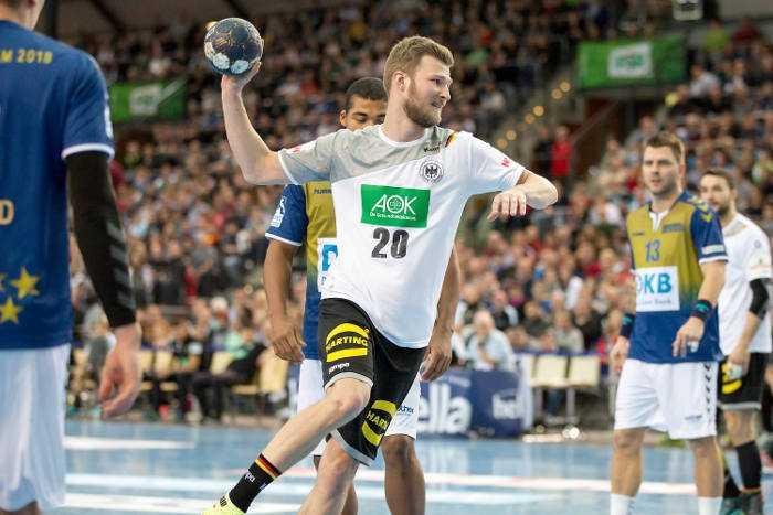 Philipp Weber - SC DHfK Leipzig - DHB - Deutschland - Handball Nationalmannschaft - bad boys - Foto: Karsten Mann