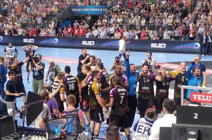 HBC Nantes - Handball Champions League EHF Final4 - Halbfinale 2018 - Paris Saint-Germain - Foto: SPORT4FINAL
