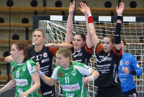 FA Göppingen vs. Thüringer HC - Foto: Thüringer HC