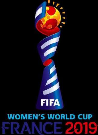 Fußball WM 2019 Frankreich Logo