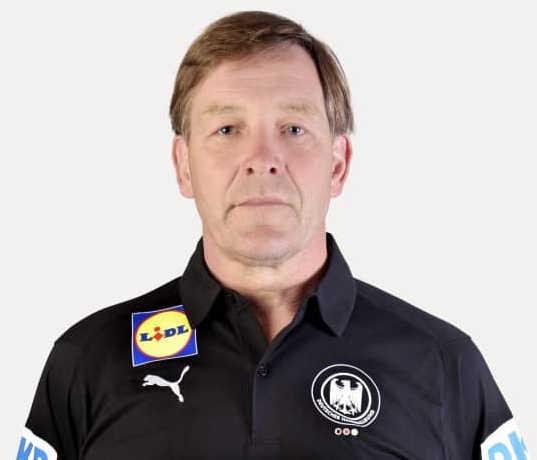 Handball EM 2022 - Deutschland - Alfred Gislason - Foto: Sascha Klahn / Linda Peloso