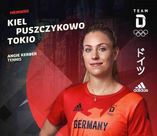 Olympia Tokio 2020 - Angelique Kerber - #MeinWeg - Copyright: DOSB